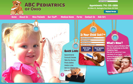 ABC Pediatrics of Ohio