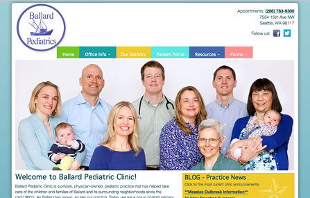 Ballard Pediatric Clinic