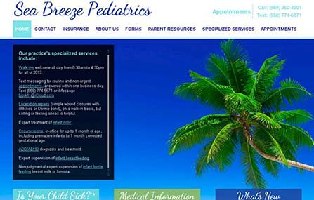 Sea Breeze Pediatrics