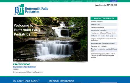 Buttermilk Falls Pediatrics
