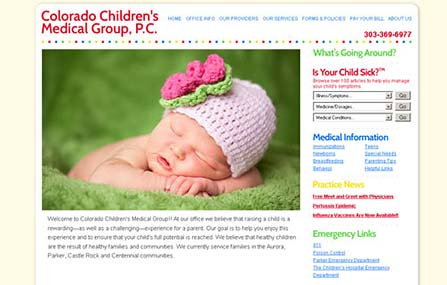Colorado Children's Medical Group, PC