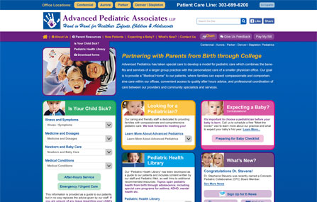 Advanced Pediatric Associates, LLP