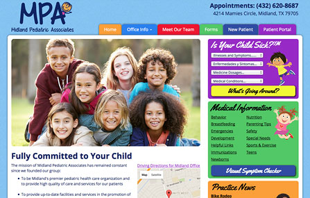 Midland Pediatric Associates