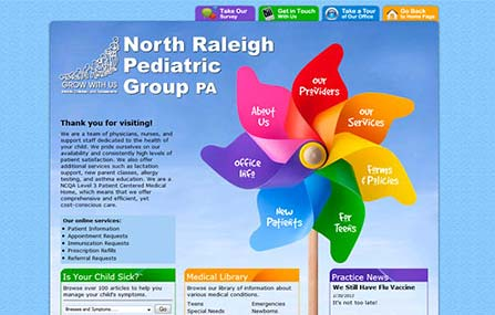 North Raleigh Pediatrics