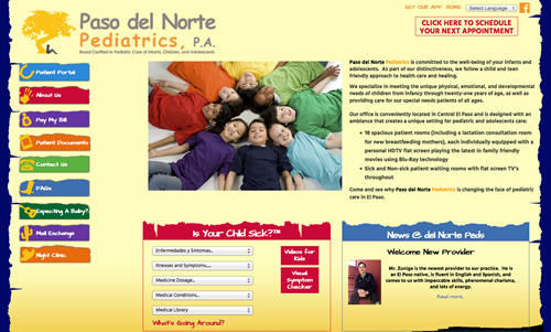 Paso del Norte Pediatrics