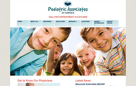 Pediatric Associates of Fairfield