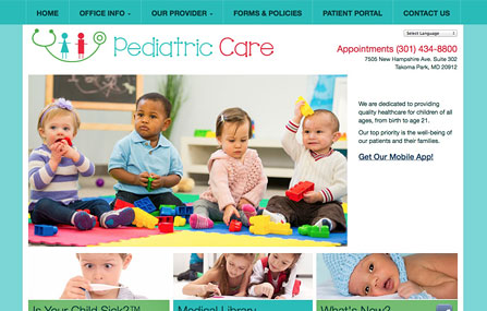 Pediatric Care