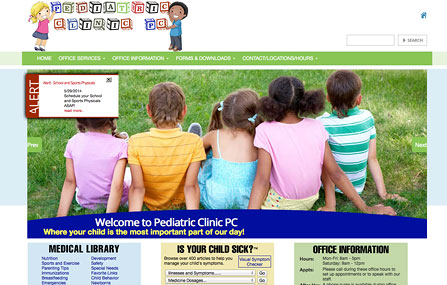 Pediatric Clinic PC - Roseville, MI