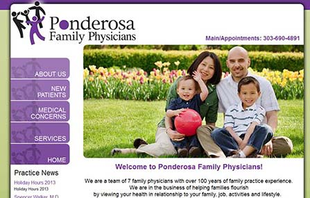 Ponderosa Family Physicians