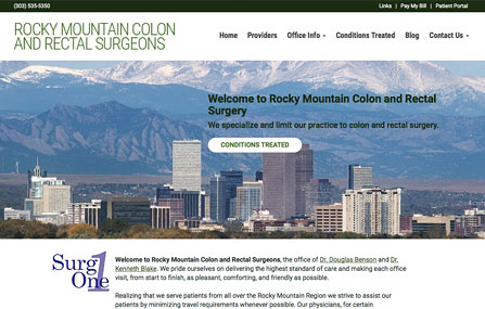 Rocky Mountain Colon and Rectal Surgeons
