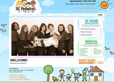 TLC Pediatrics - Flint, MI