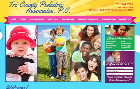 Tri-County Pediatric Associates