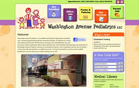 Washington Avenue Pediatrics
